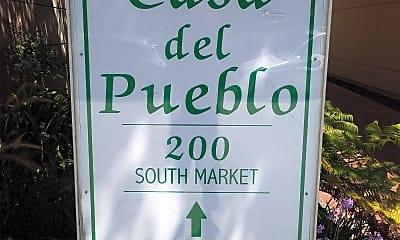 Casa Del Pueblo, 1