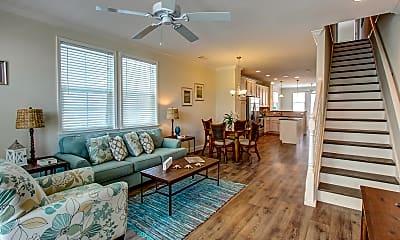 Living Room, Tarpon Harbour, 1