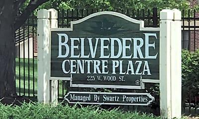 Belvedere Centre Plaza, 1