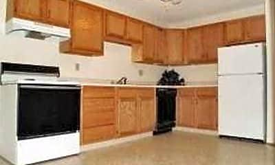 Kitchen, Park Ridge Apartments, 1