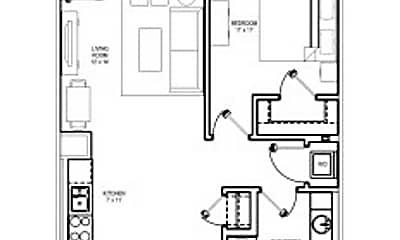 Bedroom, 45 Nectaria Way, 2