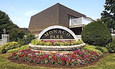 Community Signage, Monaco Park, 0