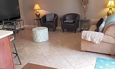 Living Room, 6700 Escondido Dr E2, 1
