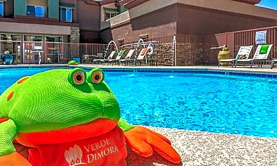 Pool, Verde Dimora, 1