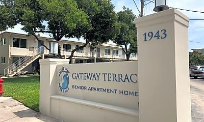 Gateway Terrace, 1