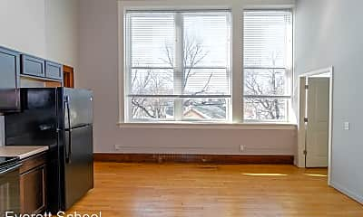 Living Room, 1314 W 3rd St, 1