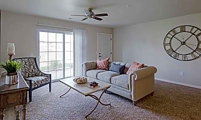Living Room, Cranberry Creek Estates, 1
