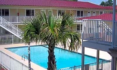 Pool, Oak Shores, 0