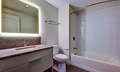 Bathroom, Pierce Boston, 2