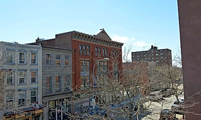 Building, The River Street Lofts, 1