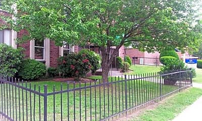 Garden Hill Apartments, 1