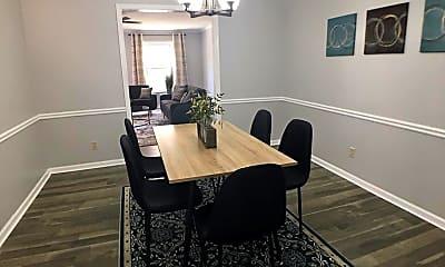 Dining Room, 2609 Henry St, 2
