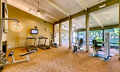 Fitness Weight Room, 7350 N Via Paseo Del Sur N107, 2