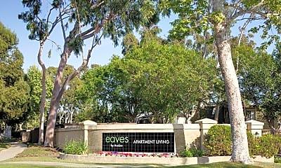 Community Signage, eaves South Coast, 2