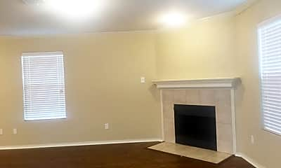 Living Room, 9829 Sparrow Hawk Lane, 1
