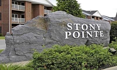 Community Signage, Stony Pointe, 2