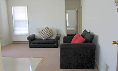 Living Room, 205 Comstock Ave, 1