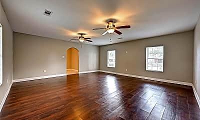 Living Room, 10350 Lafferty Oaks St, 2