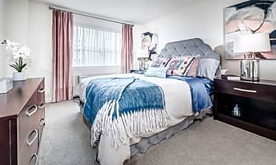 Bedroom, Edlandria Apartments, 1