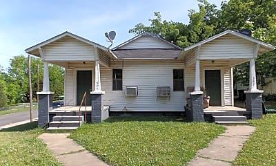 Building, 502 E 16th St, 0