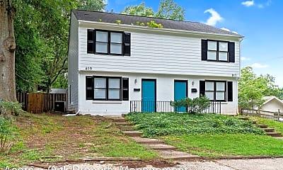 Building, 619 E Horne St, 1