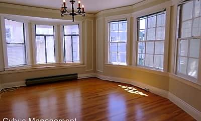 Living Room, 1456 Sacramento St, 1