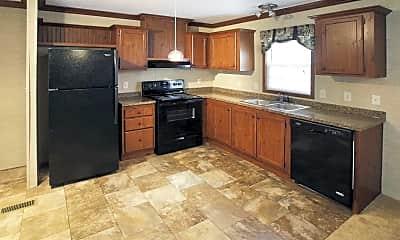 Kitchen, West Glen Village, 0