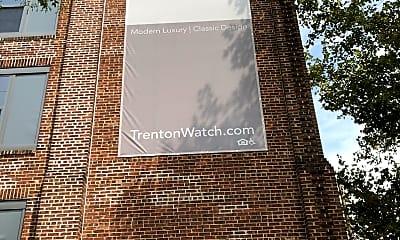 Trenton Watch Factory, 1