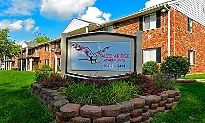 Building, Falcon Ridge, 2