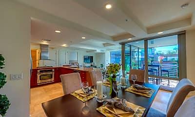 Living Room, 7151 E Rancho Vista Dr 5015, 1