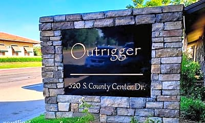 Community Signage, 520 S County Center Dr, 0