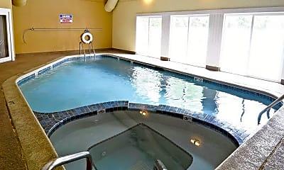 Pool, Autumn Run, 1