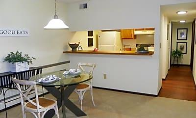 Kitchen, Cedar Ridge, 1