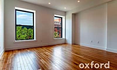 Living Room, 239 W 123rd St 4, 1