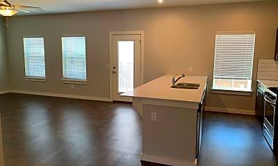Kitchen, 17609 Hampton Park Dr, 1