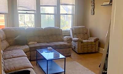 Living Room, 1818 N Warren Ave, 2