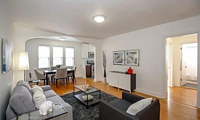 Living Room, 4564 MacArthur Blvd NW, 0