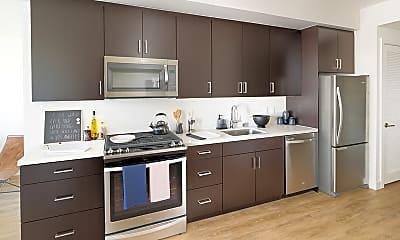 Kitchen, Axis, 1