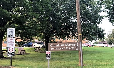 Christian Manor Apartments of Hendersonville, 1