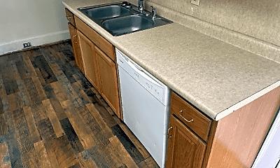 Kitchen, 517 E Beaver Ave, 1