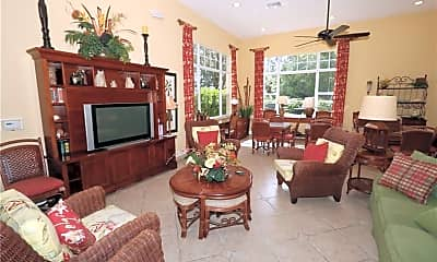 Living Room, 4450 Botanical Pl Cir 301, 1