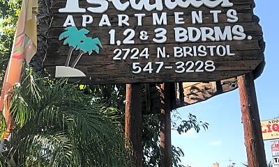 The Islander Apartments, 1