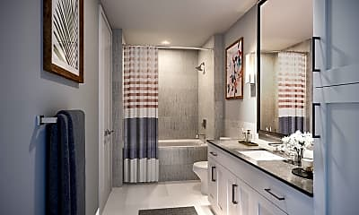 Bathroom, 188 E Jefferson St 1205, 1