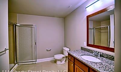 Bathroom, One 11 Liberty Street, 1