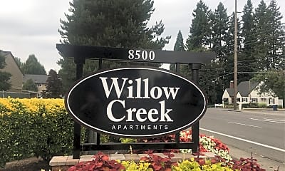 Willow Creek, 1