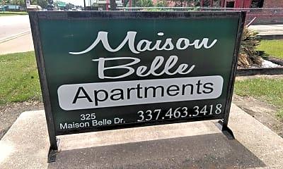 Maison Belle Apartments, 1