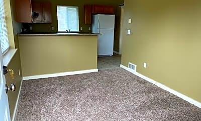 Living Room, 436 NE Emerson Ave, 1