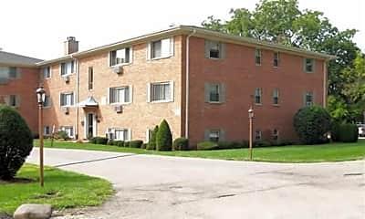 Building, Brockway Court Apartments, 0