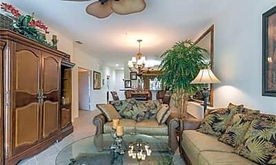 Living Room, 12050 Matera Ln 102, 1