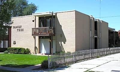 Building, 627 600 W, 0